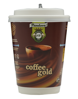 Gold Coffee - 14 Oz