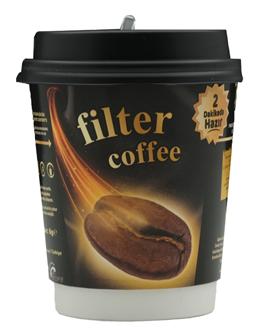 Filter Coffee - 8 Oz