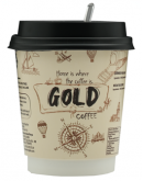 Gold Coffee - 8 Oz
