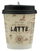 Latte - 8 Oz