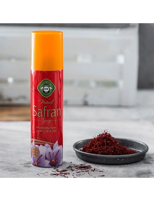 Natural Saffron Spray