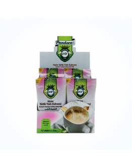 Instant Milk Sugary Turkish Coffee Classic Set
