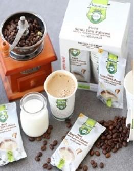 Turkish Coffee with Milk