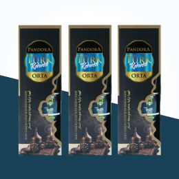 Medium Sugar Turkish Coffee